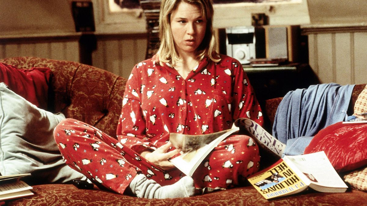 Whatever you're feeling, Bridget Jones has probably been there, too.