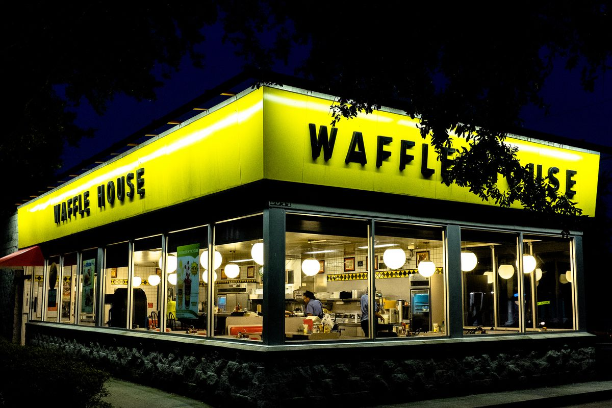 More Waffle House is never a bad thing.