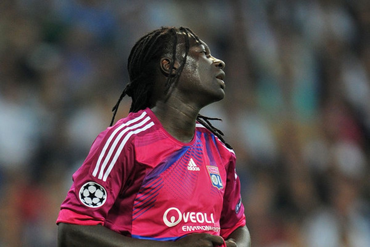 Newcastle asked Gomis to take a pay cut.