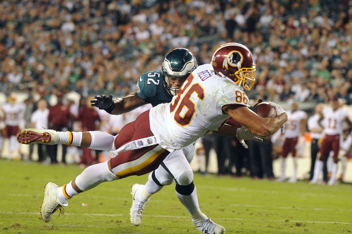 fdfa303ad3b Washington Redskins vs Philadelphia Eagles Schedule