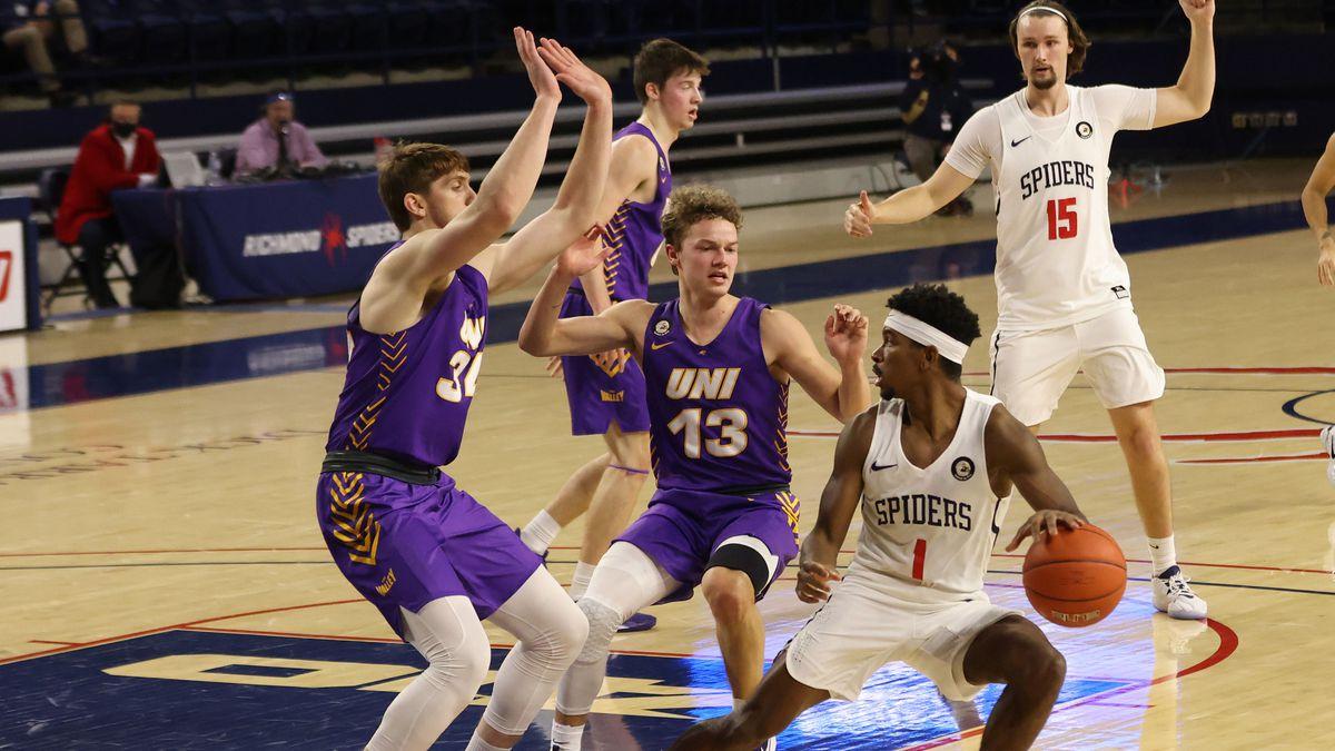 NCAA Basketball: Northern Iowa at Richmond
