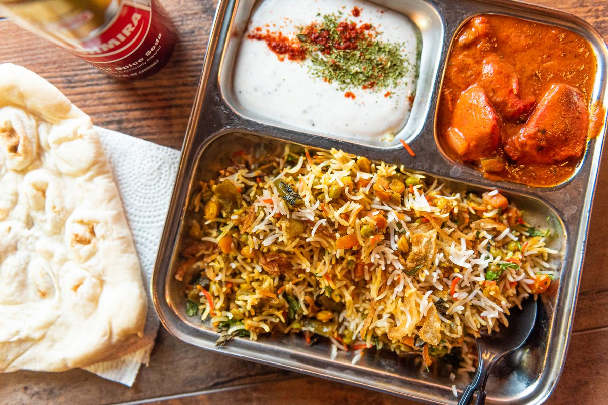 Butter Chicken Co Brings Its Fast Moving Indian Combo Trays To H