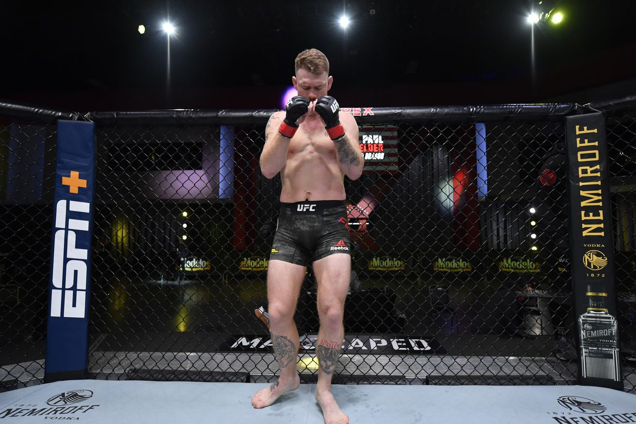 UFC Fight Night: Felder v Dos Anjos