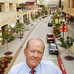 Roger Boyer, who's at the center of the Nordstrom debate, wants to bring the upscale retailer to The Gateway.
