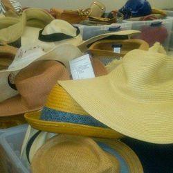 Summer hats, $15