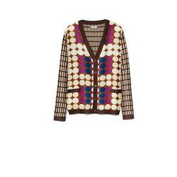 Silk cardigan: $79.95