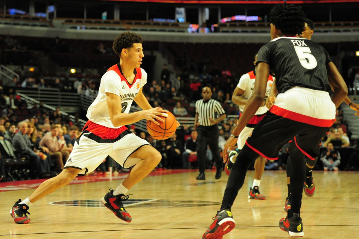 d495c486315 Basketball has never seen a player like superstar recruit Lonzo Ball ...