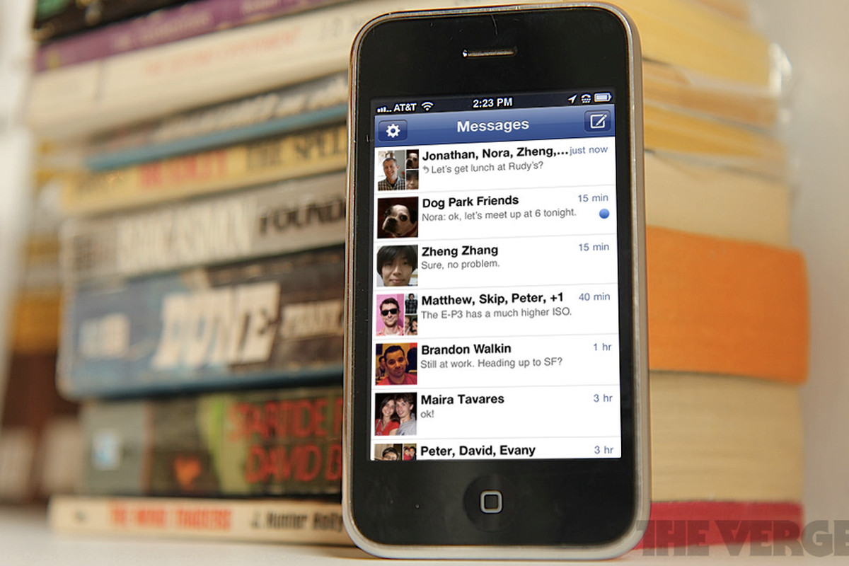 Facebook launches Pages Manager app for iOS - The Verge