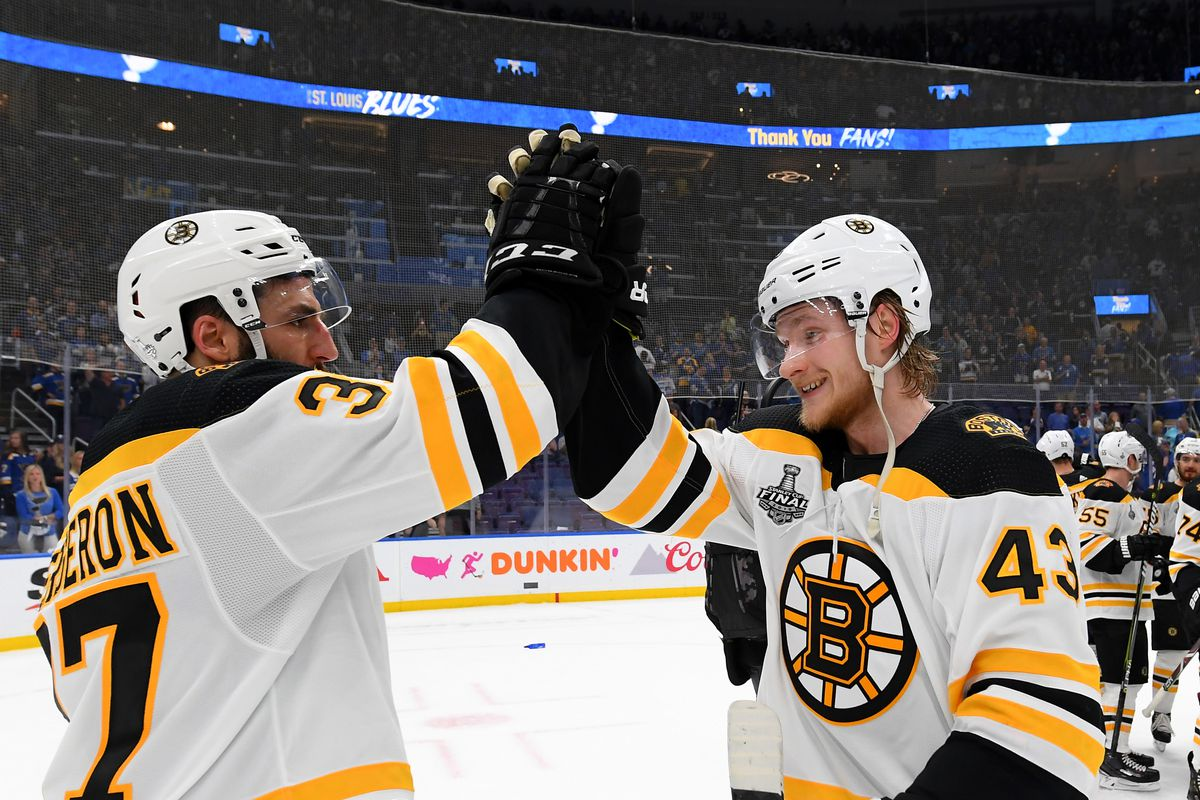 Danton Heinen is the best and worst of the defense-first winger