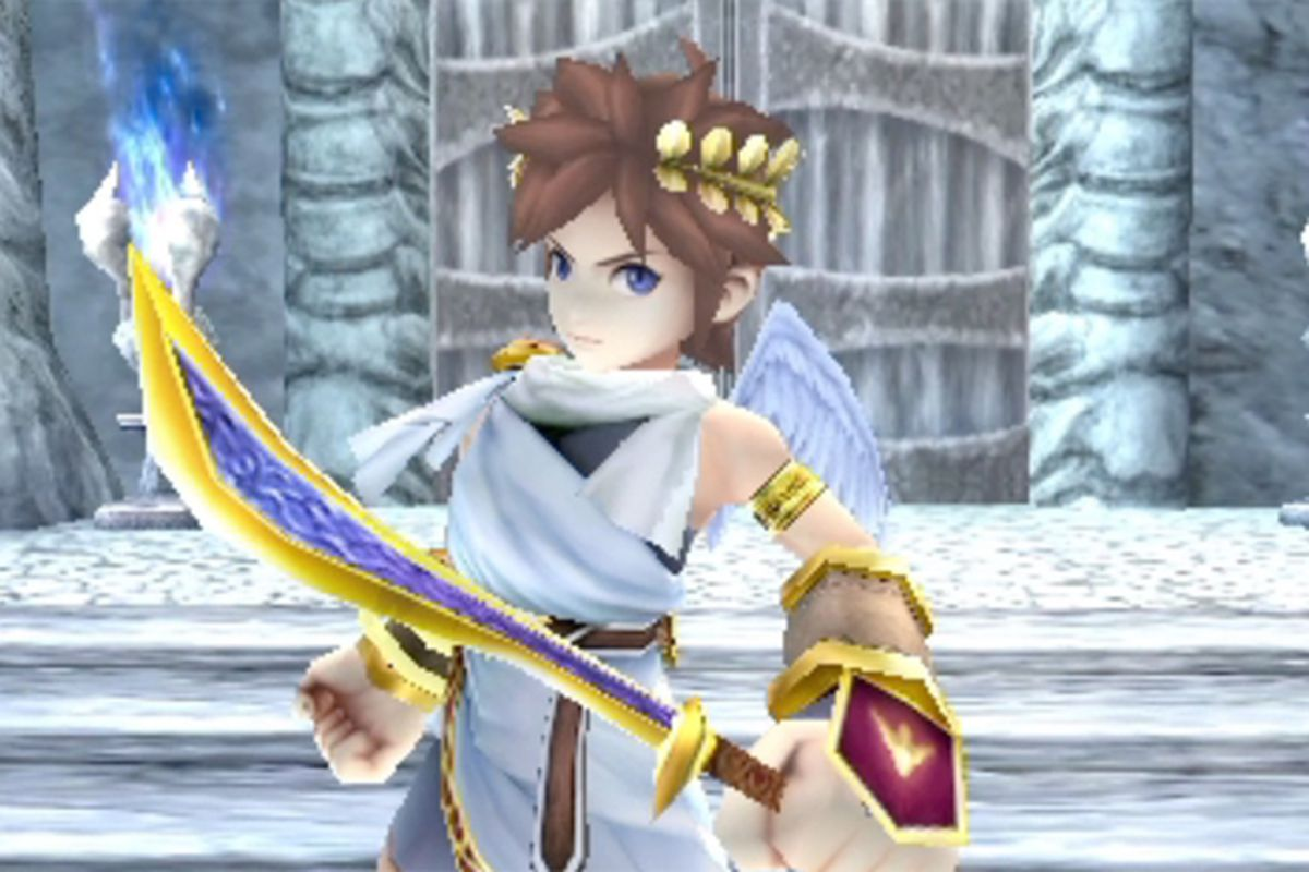 Kid Icarus Uprising For Wii U Listed On Amazon France