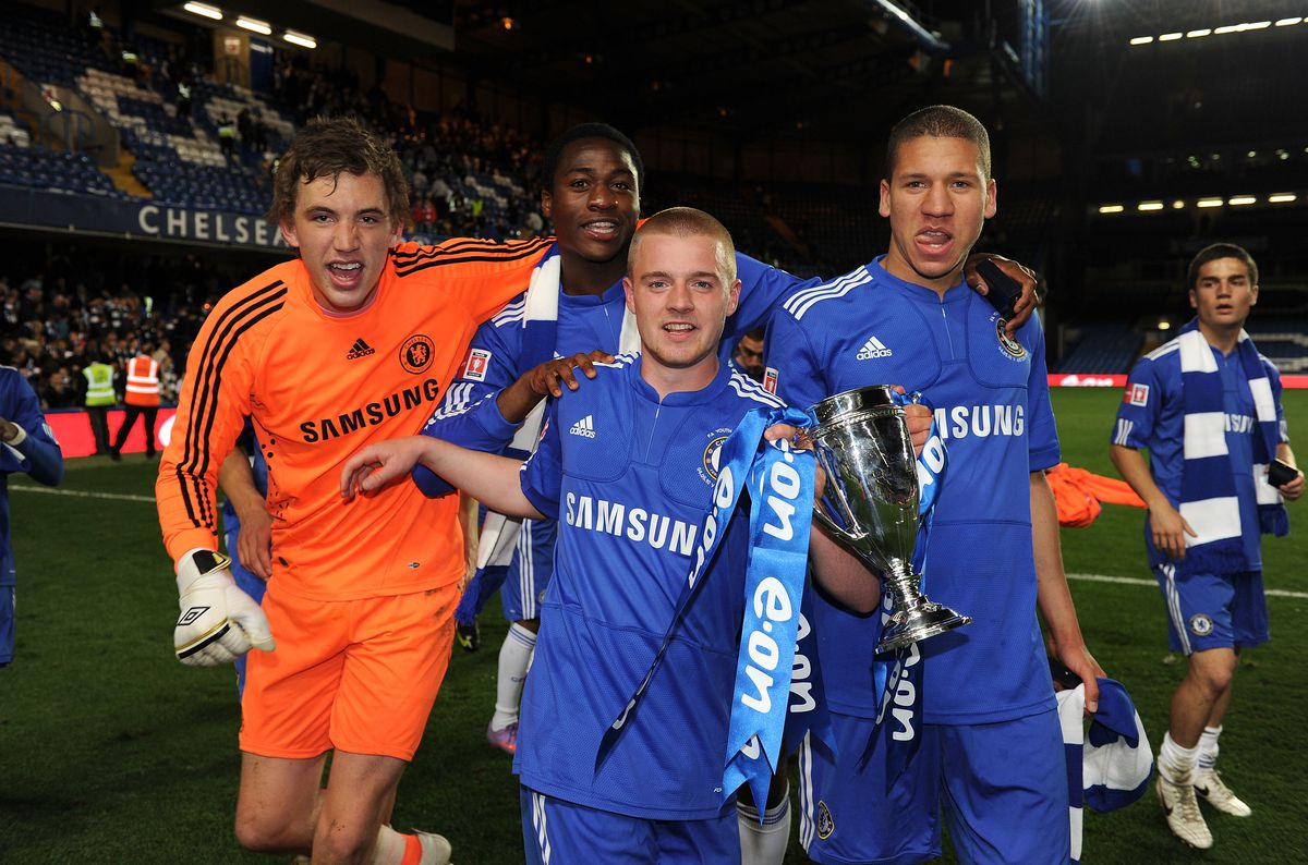 Chelsea v Aston Villa - FA Youth Cup Final 2nd Leg
