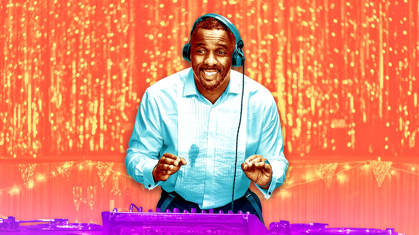 In 'Turn Up Charlie,' Idris Elba Is Searching for Imperfect Beats
