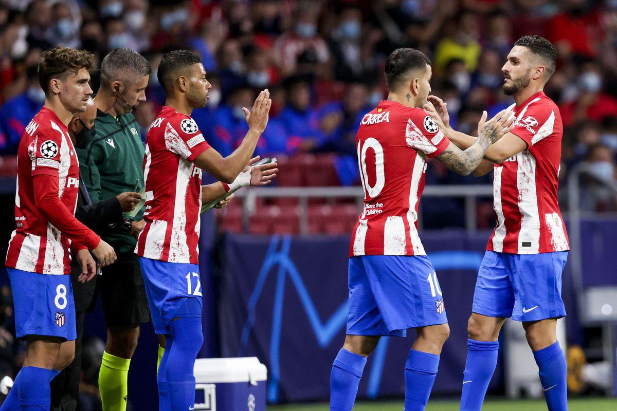 Atletico Madrid v FC Porto - UEFA Champions League