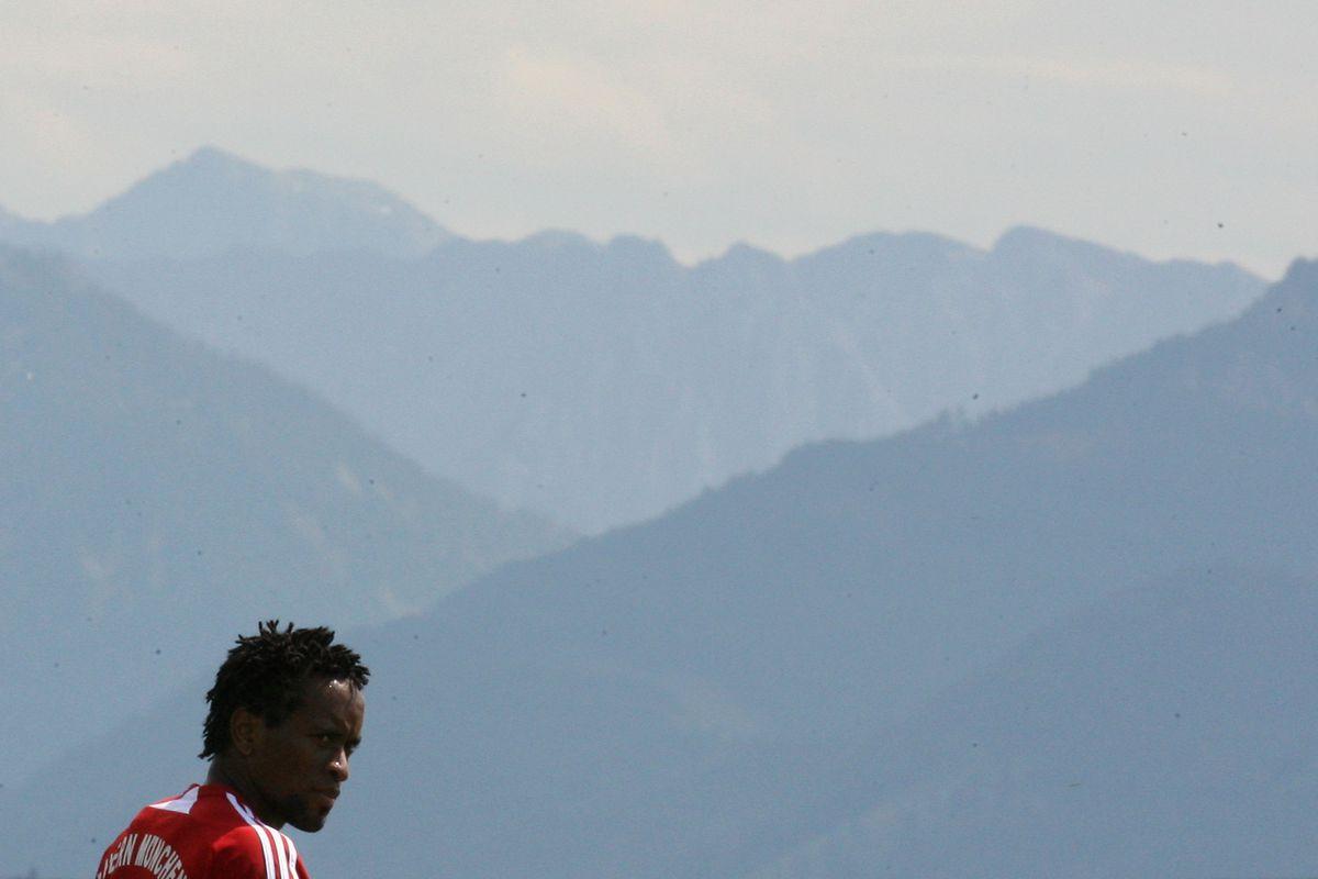 Hoeslwang v Bayern Munich