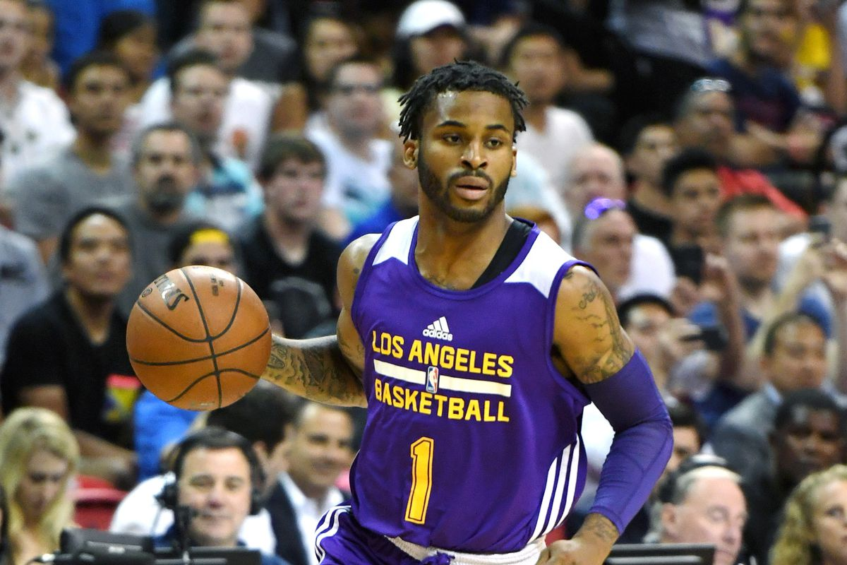 342accaf4a0 Lakers Free Agency Rumors  Vander Blue agrees to partially guaranteed deal  with Lakers