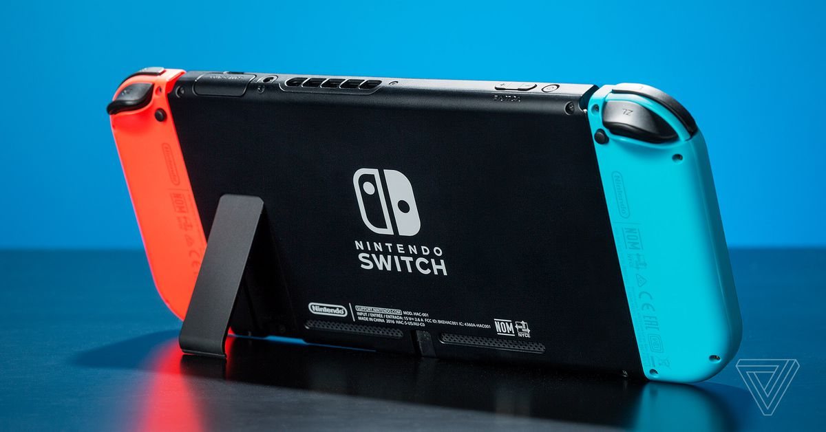 You Can Now Run Android on a Nintendo Switch