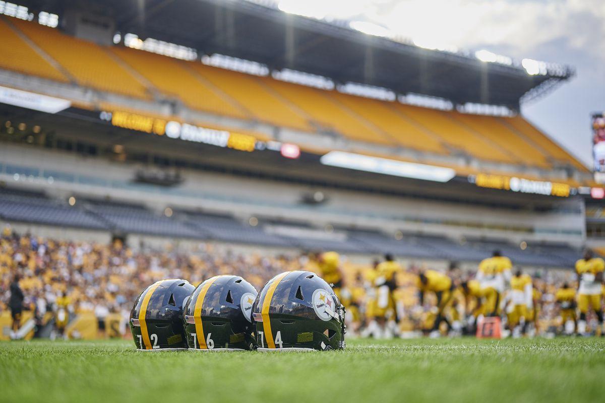 NFL: JUL 04 Steelers Training Camp