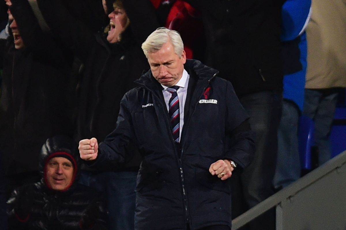 Alan Pardew is better than you.