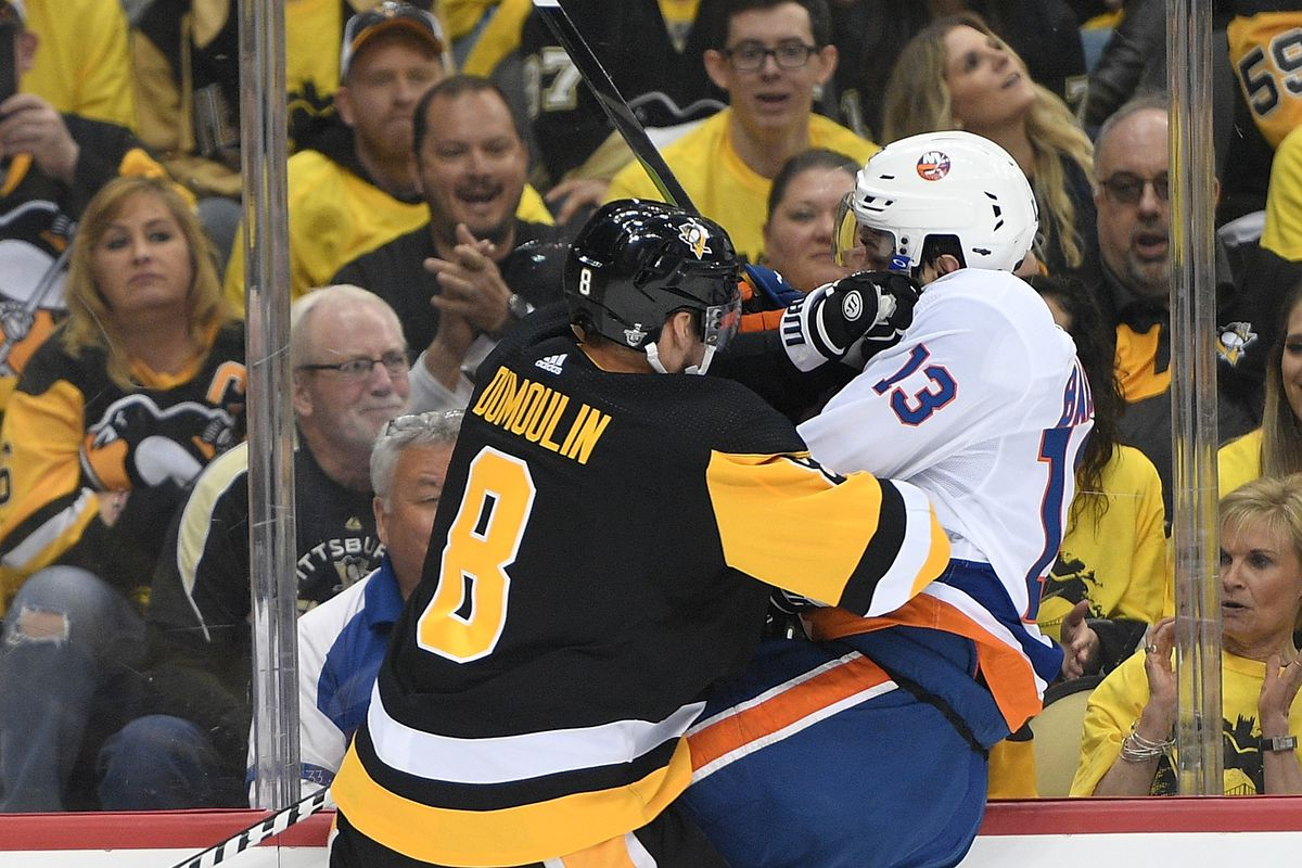 Penguins breakdown day notes: Brian Dumoulin was a playing with torn PCL