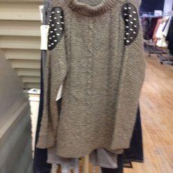 Sample Sweater, $40