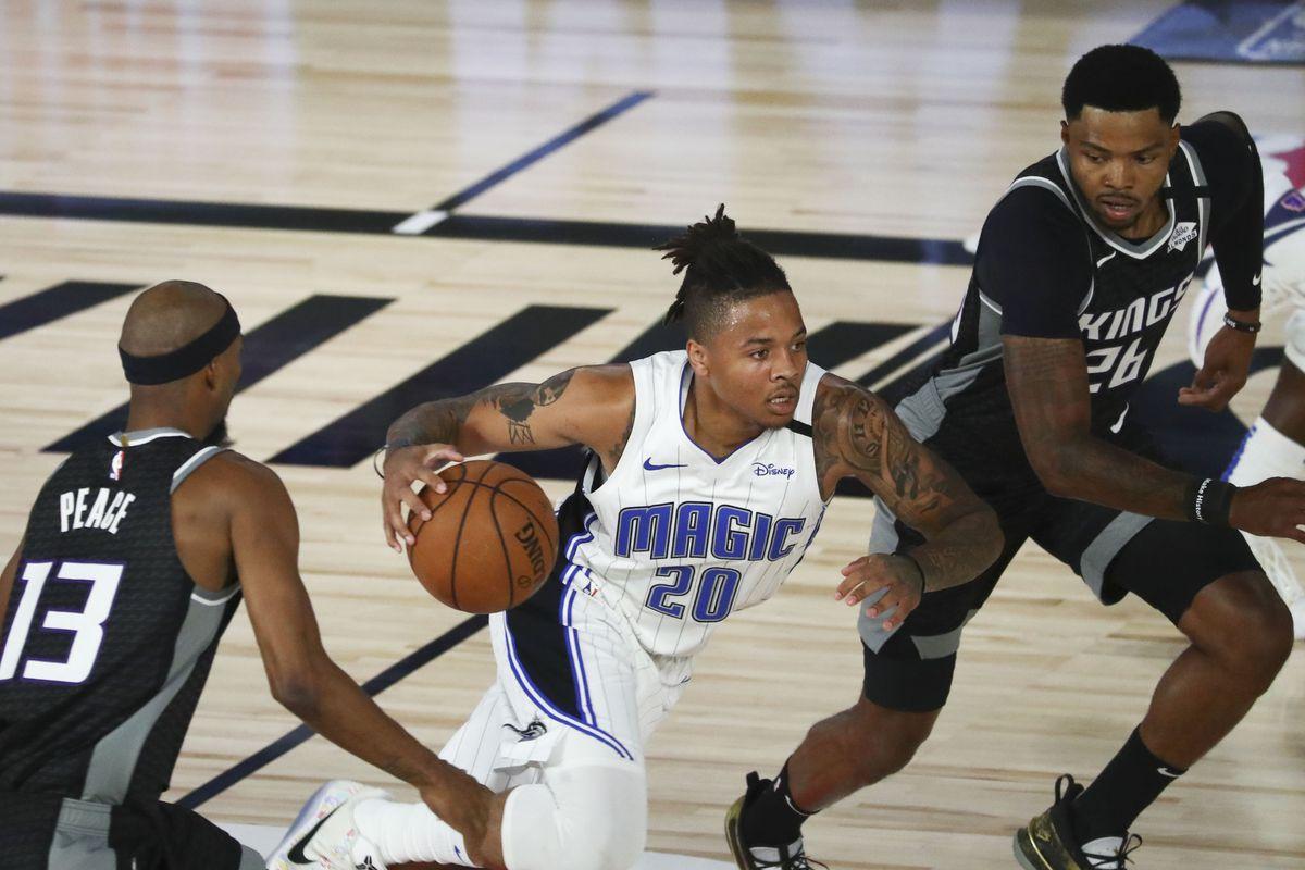 Sacramento Kings v Orlando Magic