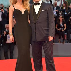 Amber Heard in Stella McCartney and Johnny Depp in Dior Homme