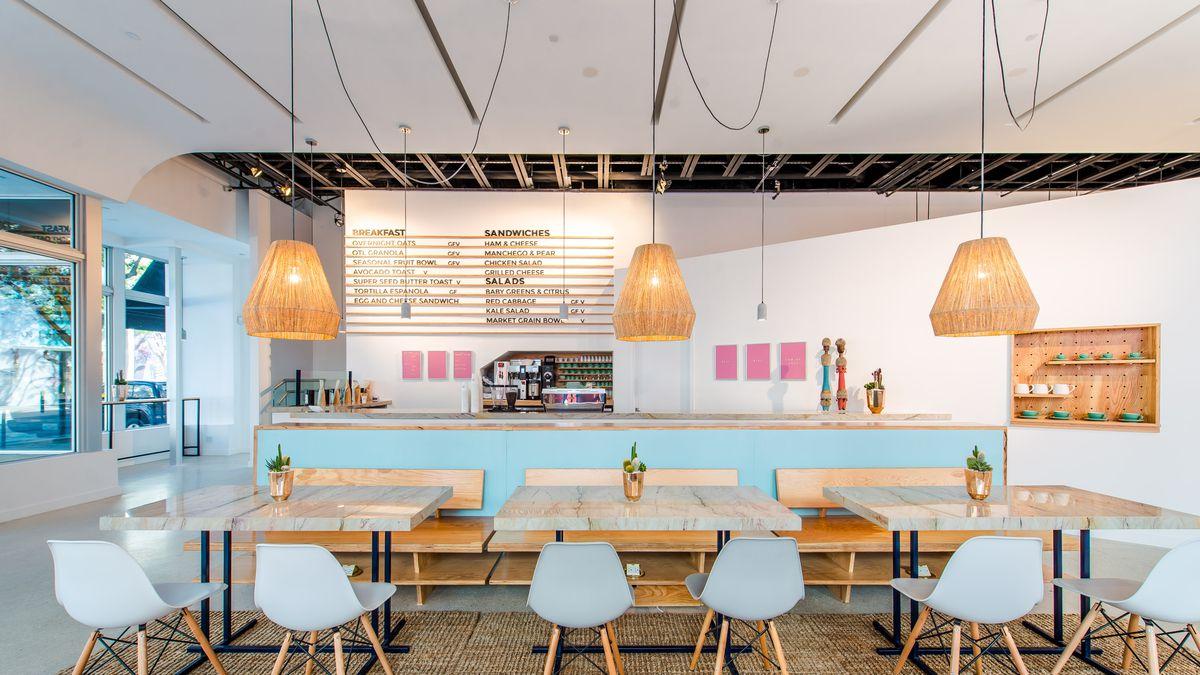 Restaurants in Miami Design District