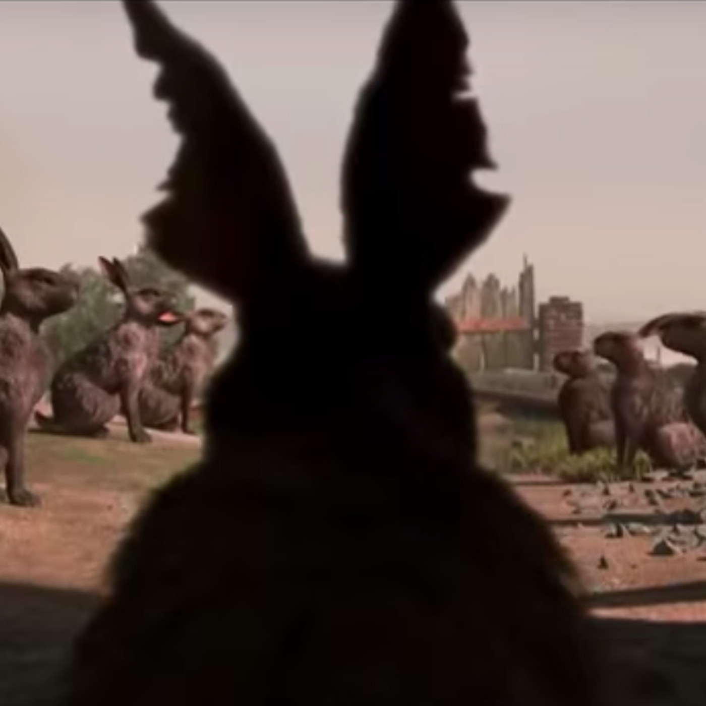 First Trailer For Netflixs Watership Down Is Full Of Rabbit Doom