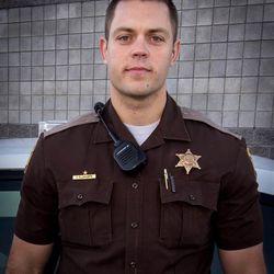 Utah Highway Patrol Trooper Eric Ellsworth