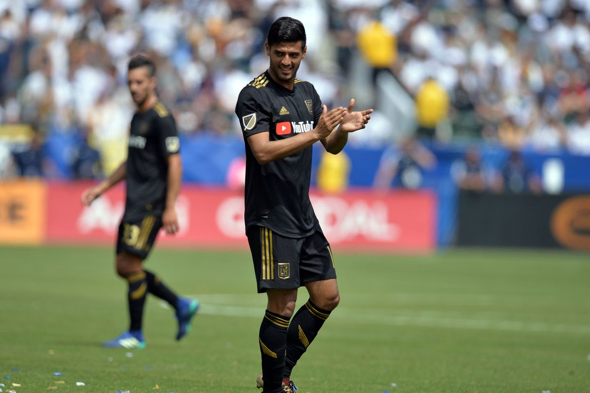 Carlos Vela Nominated For Mls Goal Of The Week Angels On