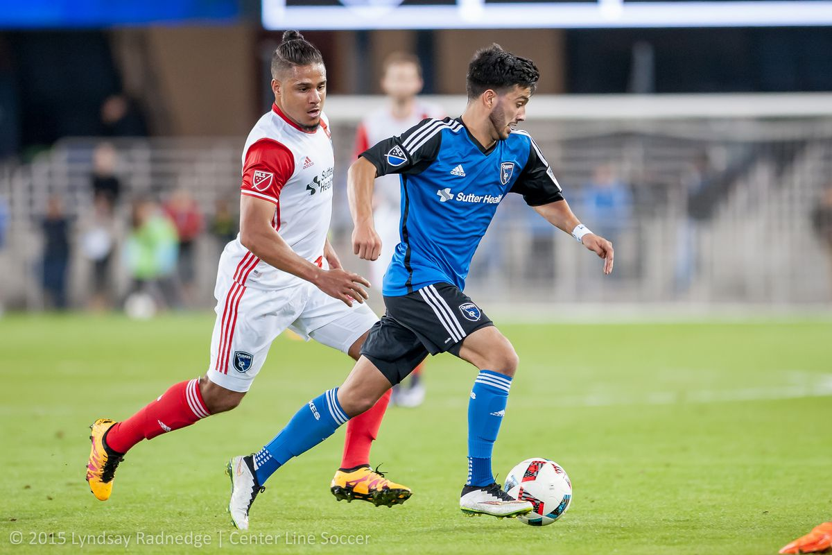 Quakes in White-and-Red vs. Quakes in Blue-and-Black