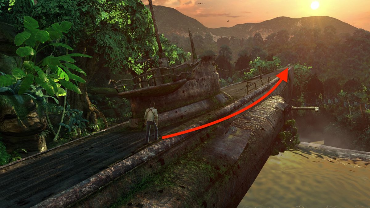 Uncharted Drakes Fortune Chapter 3 treasure locations