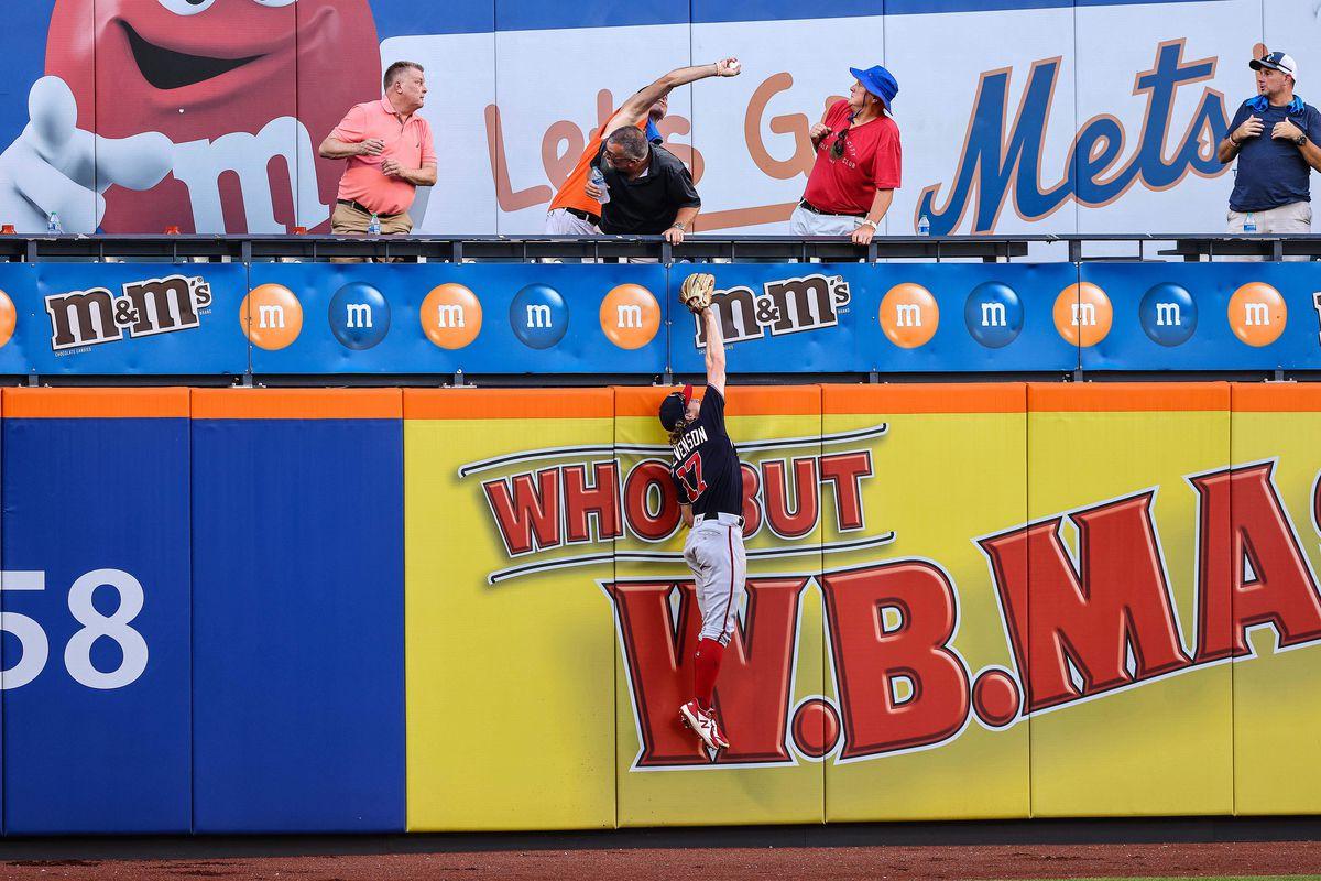 MLB: Game Two-Washington Nationals at New York Mets