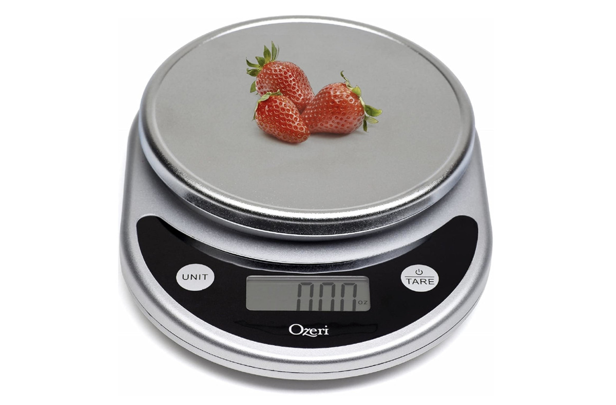 Ozeri Pronto digital scale