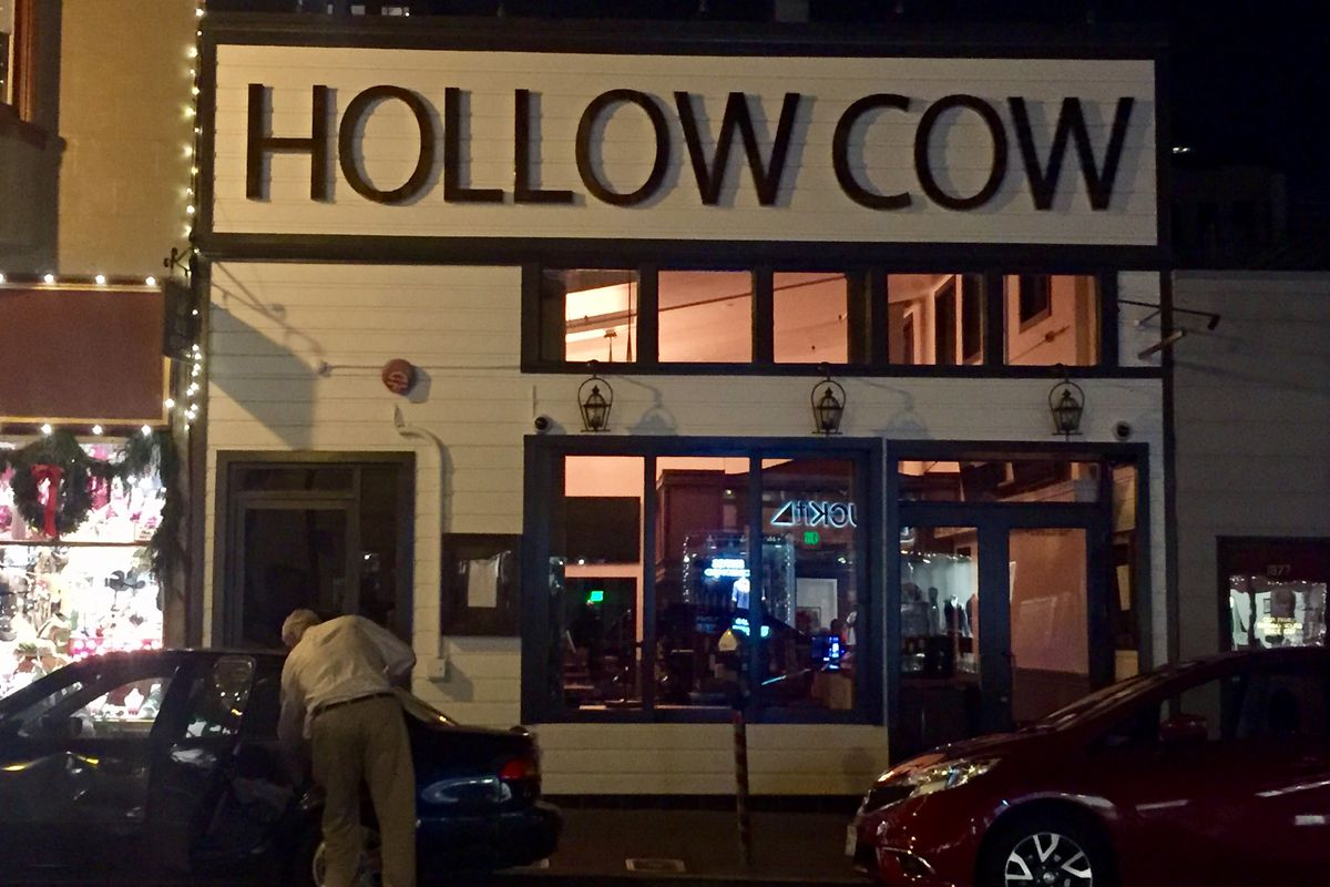 Hollow Cow