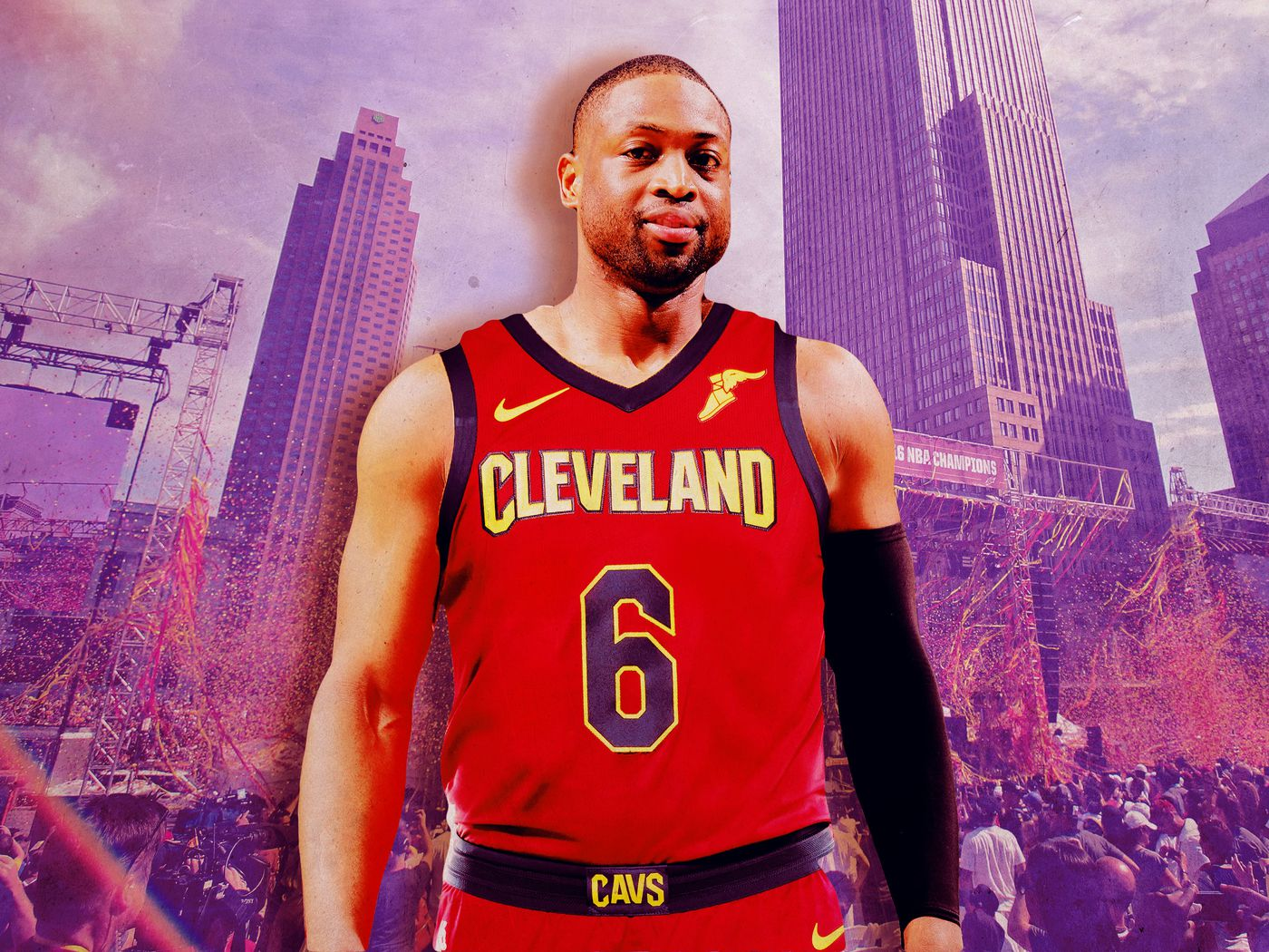 outlet store 1aadb dd562 What Dwyane Wade Brings to the Title-Chasing Cavaliers - The ...