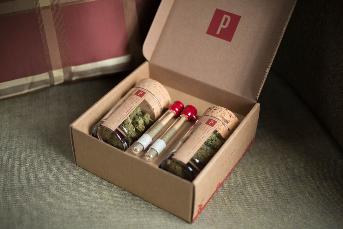 Potbox Is The Luxury Weed Delivery Service You Ve Been