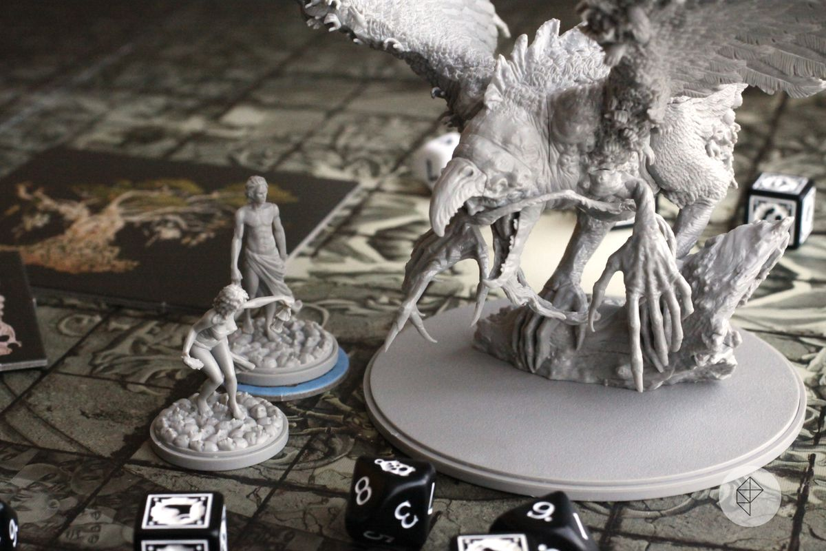 Kingdom Death Monster Is The Everest Of Board Games Polygon