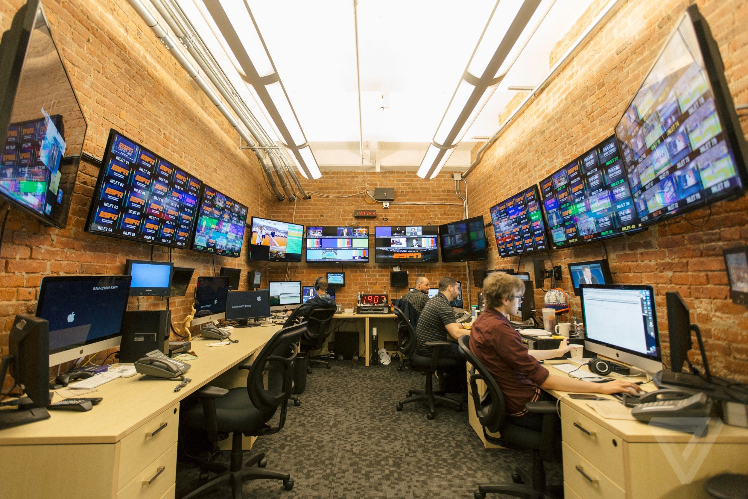 How baseball's tech team built the future of television