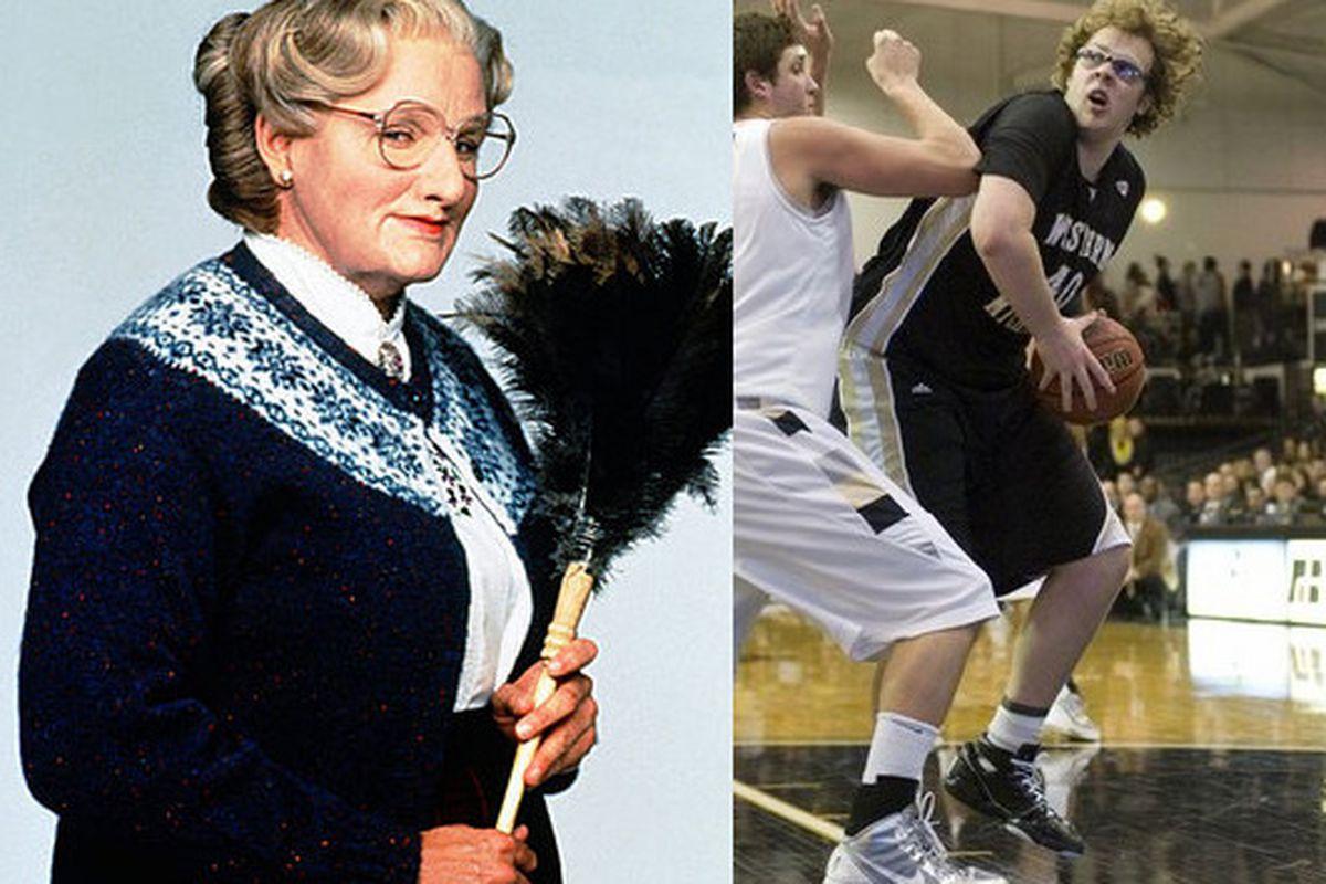 """Matt Stainbrook is playing basketball in a scheme to be closer to his children. via <a href=""""https://twitter.com/#!/JayBilas/status/152918779024769025"""">@JayBilas/@SpugEddy</a>"""
