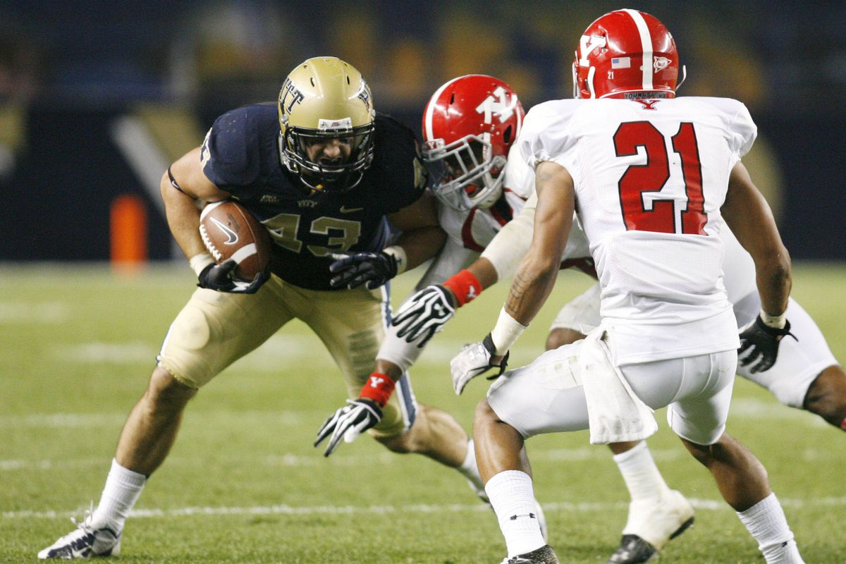 Pitt has a lot of work to do (US PRESSWIRE)