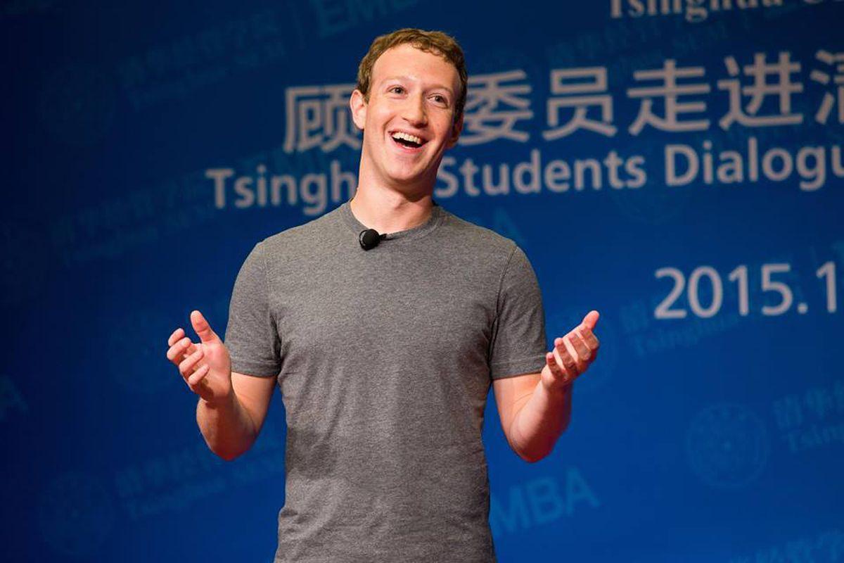 Mark Zuckerberg is taking total control of Facebook again