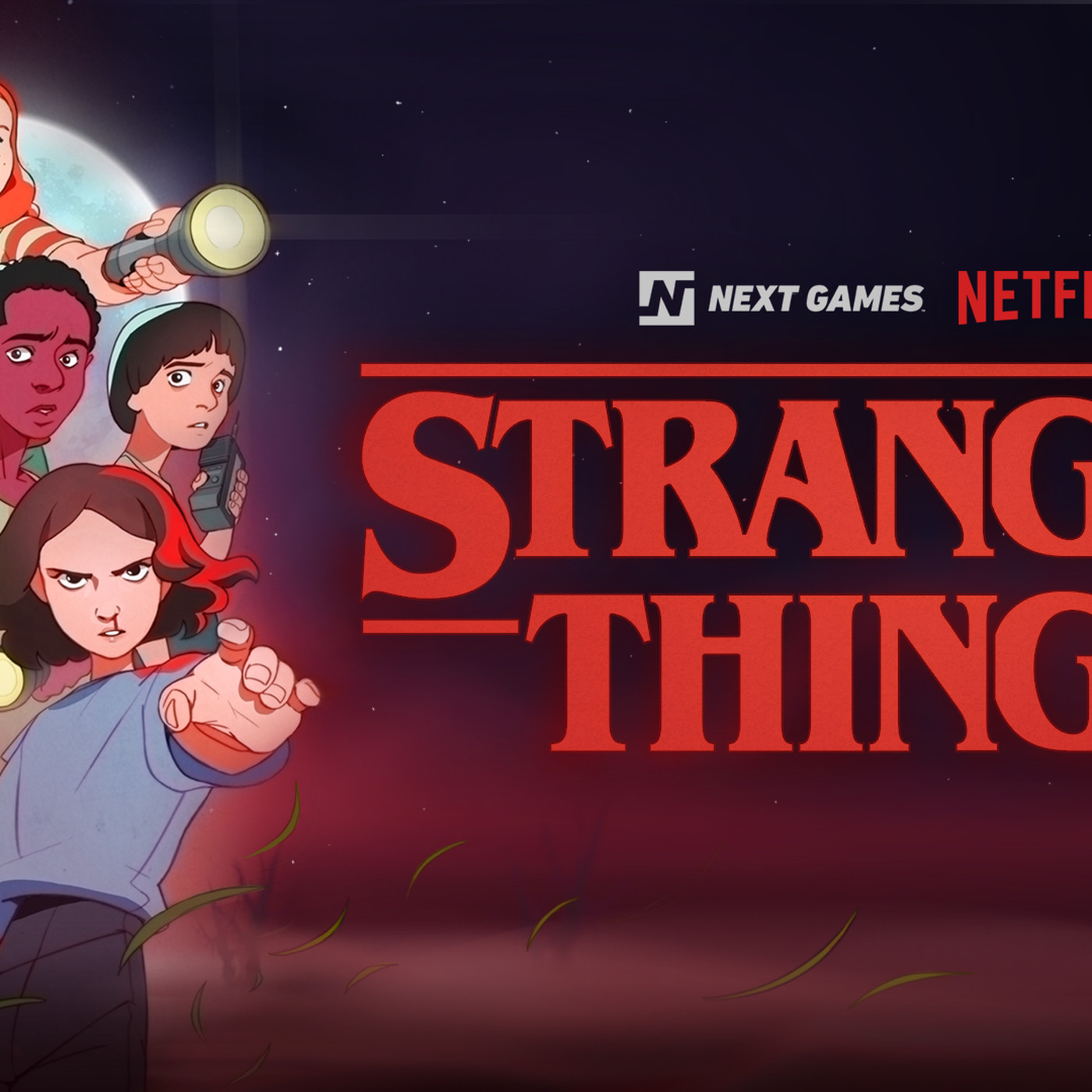 Stranger Things Location Based Rpg To Arrive On Ios And Android In 2020 Polygon