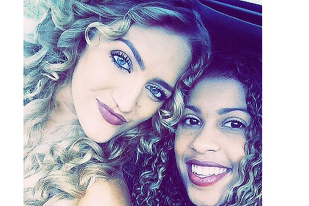 Haley Videckis, left, and Layana White are suing Pepperdine.