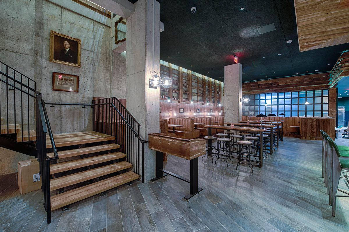 Sip Moonshine Cocktails At Chinatown S New Underground