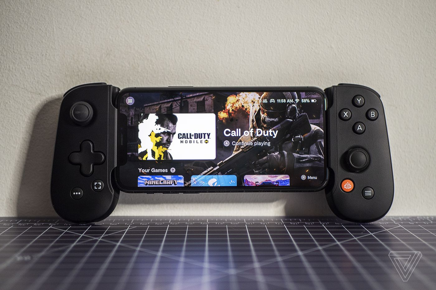 Backbone One Review The Best Mobile Gaming Controller Yet The Verge