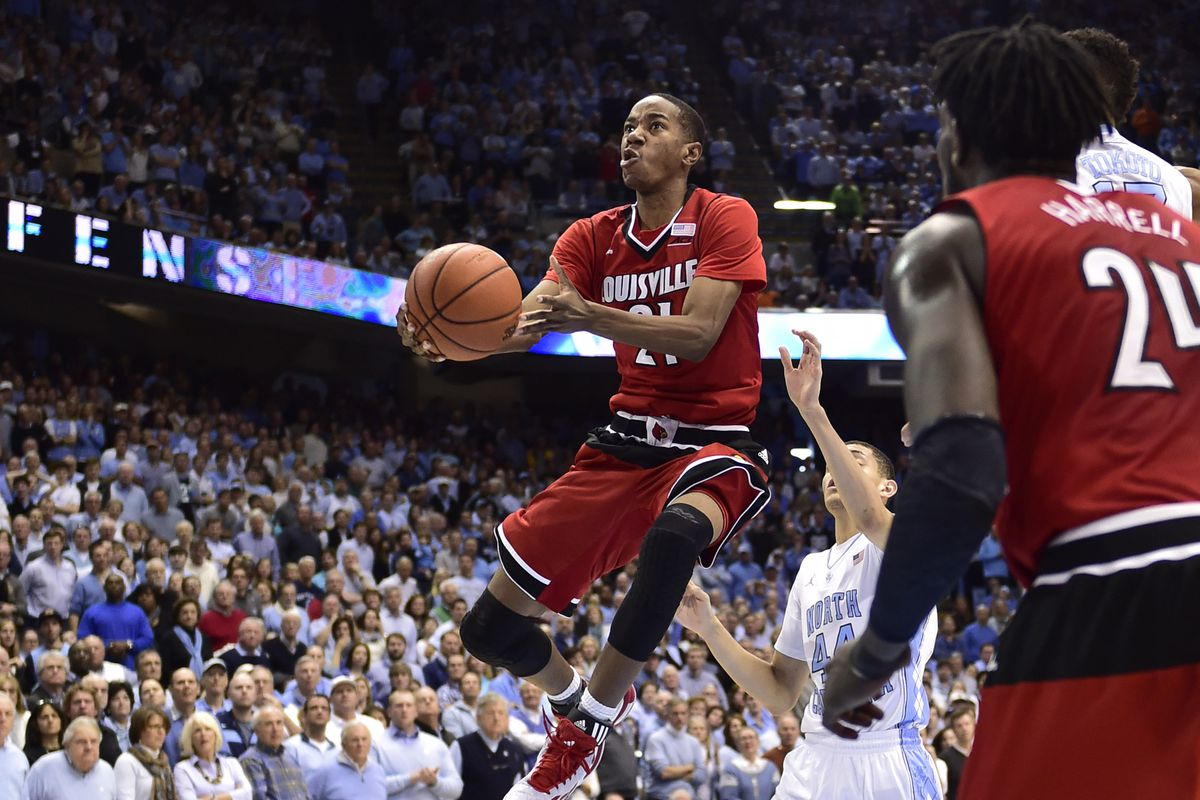 College Basketball Rankings Louisville Slips A Spot To No