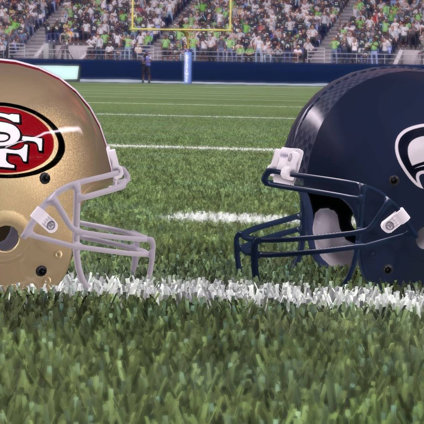 Simulation 49ers Vs Seahawks In Madden 18 Niners Nation