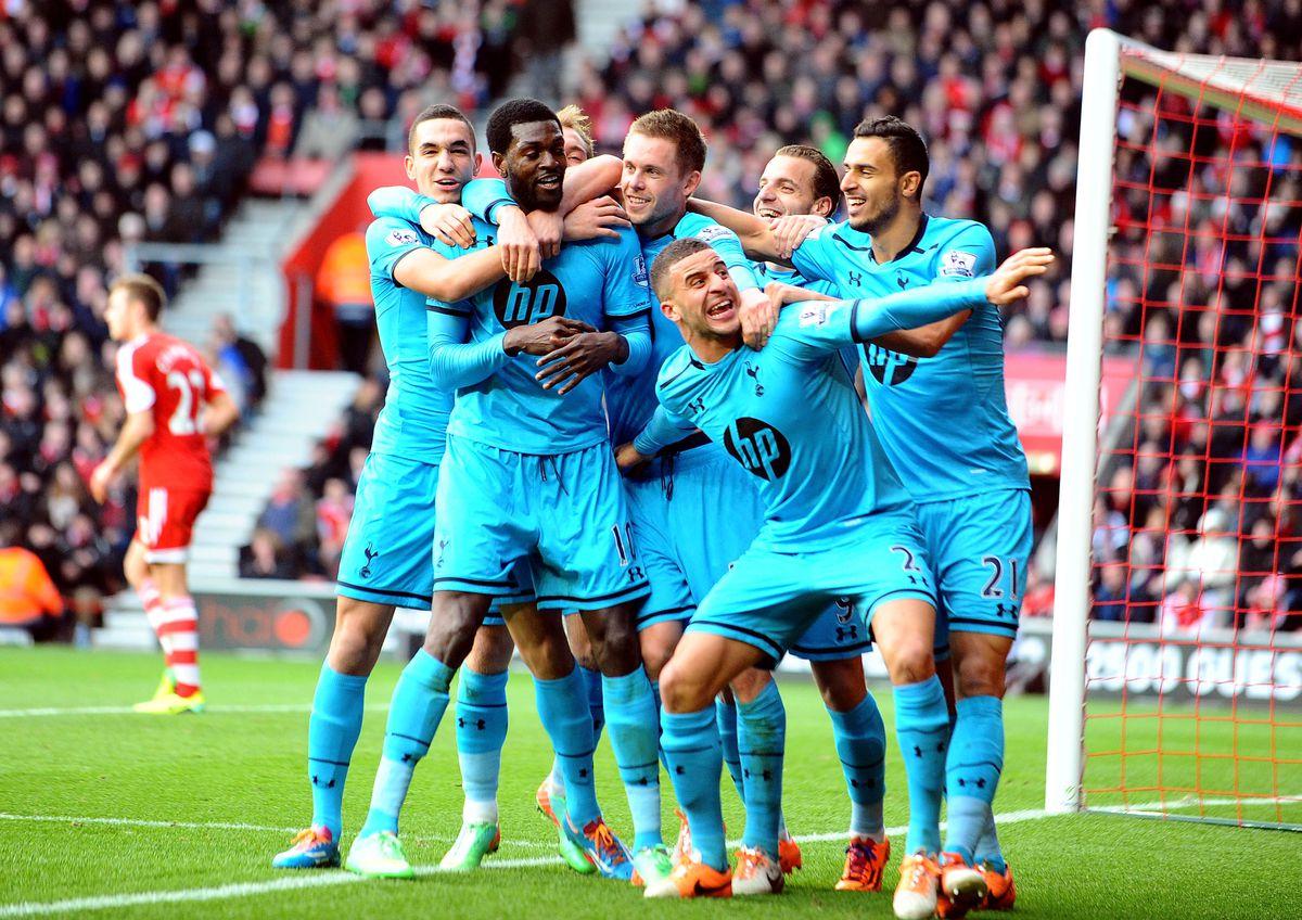 Soccer - Barclays Premier League - Southampton v Tottenham Hotspur - St Marys' Stadium