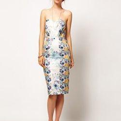 "<a href=""http://us.asos.com/ASOS-SALON-Floral-Bandeau-Dress/y5o3i/?iid=2231525&cid=12921&sh=0&pge=0&pgesize=20&sort=-1&clr=Print&mporgp=L0FTT1MvQVNPUy1TQUxPTi1GbG9yYWwtQmFuZGVhdS1EcmVzcy9Qcm9kLw.."">Floral bandeau dress</a>, $165.25"